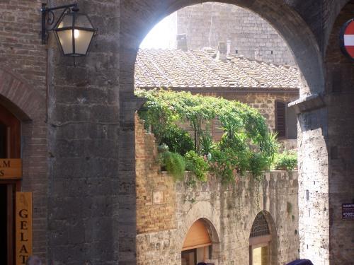 San Gimignano--Tuscany