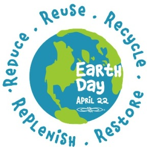 Please celebrate Earth Day everyday!